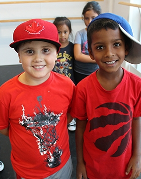 Dance Lessons in Oakville | Canadian Dance Company