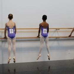 Junior Ballet Exam